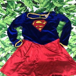 5 for $25 Superman Halloween Costume Dress